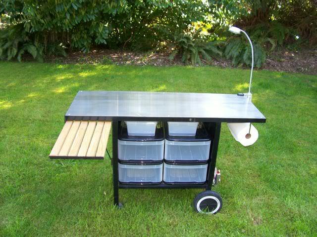 Weber Utility cart - BBQ Central